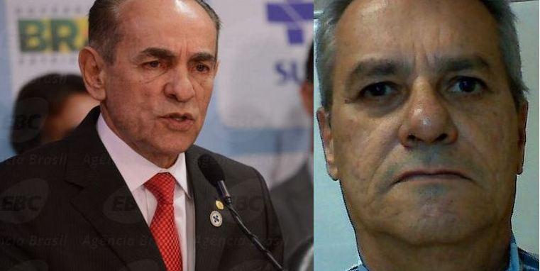 Marcelo Castro e Valencius